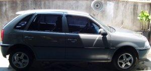 Volkswagen Gol 2001, 0.9 litres