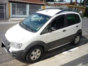 Fiat Idea 2007, Manual