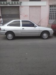 Ford Escort 1994, Manual, 1,6 litres