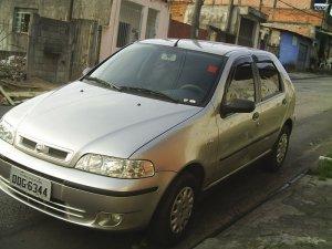 Fiat Palio 2001, Manual, 1 litres