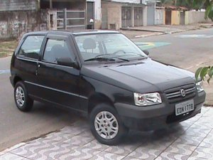 Fiat Uno 2009, Manual, 1.1 litres