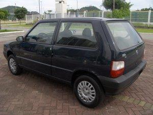 Fiat Uno 2008, Manual, 1 litres
