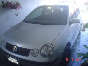 Volkswagen Polo GTI 2003, Manual