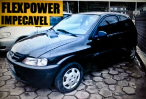 Chevrolet Celta 2005, Manual