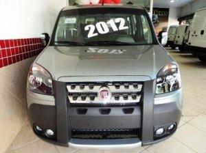 Fiat Doblo 2011, Manual, 1,8 litres
