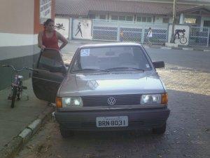 Volkswagen Gol 1995, Manual, 1 litres
