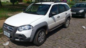 Fiat Palio 2008, Manual