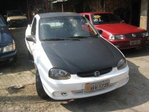 Chevrolet Corsa 2003, Manual, 1,6 litres