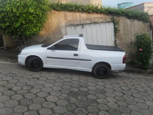 Chevrolet Corsa 1997, Manual