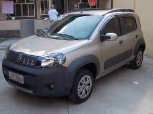 Fiat Uno 2011, Manual, 1 litres