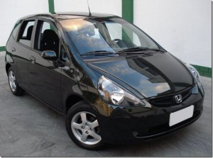 Honda Fit 2008, Automática, 1,4 litres