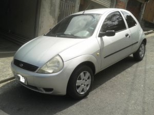 Ford Ka 2002, Manual, 1 litres