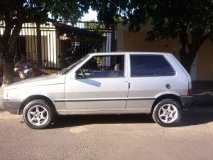 Fiat Uno 1991, Manual