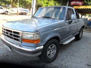 Ford F-150 1998, Manual, 4,3 litres