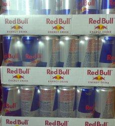 Bebida da energia original touro vermelho   azul   prata   Extra - São Paulo 874bf022e74