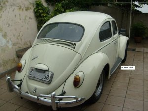 Volkswagen Vento 1965, Manual, 1,3 litres