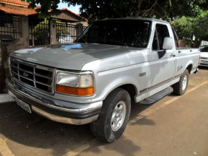 Ford F-150 1997, Manual, 3,8 litres