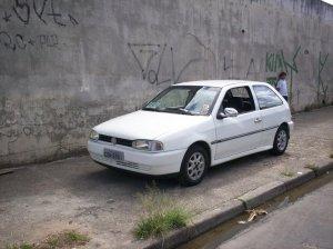 Volkswagen Gol 1996, Manual, 1 litres