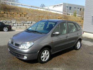 Renault Scenic 2001, Manual, 1,6 litres