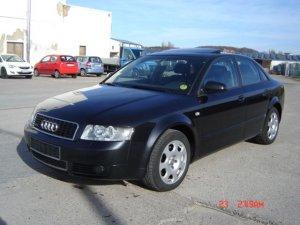 Audi A4 2004, Manual, 1,9 litres