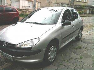 Peugeot 206 2004, Manual, 1 litres