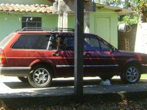 Volkswagen Santana Quantum 1989, Manual, 2 litres