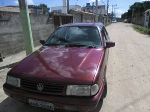 Volkswagen Santana 1996, Manual, 2 litres
