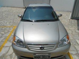 Honda Civic 2003, Automática