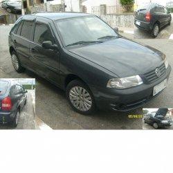 Volkswagen Gol 2004, Manual, 1,9 litres