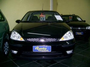 Ford Focus 2007, Manual, 1,6 litres