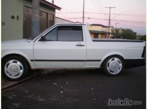 Volkswagen Saveiro 1994, Manual, 1,8 litres