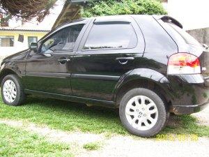 Fiat Palio 2007, Manual, 1.4 litres