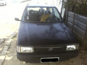 Fiat Uno 1987, Manual