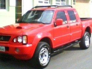 Mitsubishi L200 2003, Manual