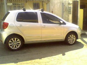 Volkswagen Fox 2012, Manual, 1,6 litres