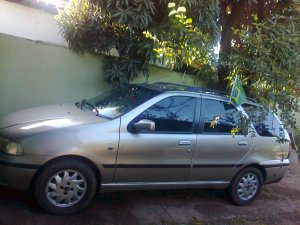 Fiat Palio Weekend 1997, 1.6 litres