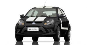 Ford Ka 2012, Manual