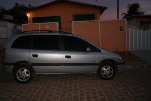 Chevrolet Zafira 2008, 2 litres