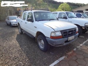 Ford Ranger 2001, Manual, 2,5 litres