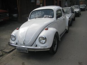 Volkswagen Vento 1974, Manual