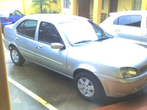 Ford Fiesta 2002, Manual, 1 litres