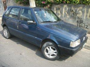 Fiat Uno 1993, Manual, 1,6 litres
