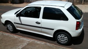 Volkswagen Gol 2007, Manual, 1 litres