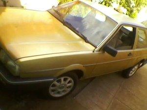 Volkswagen Santana 1985, Manual, 9 litres