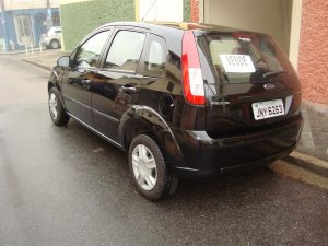 Ford Fiesta 2007, Manual, 1 litres
