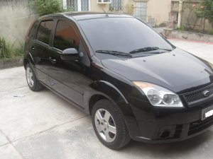 Ford Fiesta 2008, Manual, 1 litres
