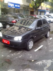 Ford Fiesta 2001, Manual, 1 litres