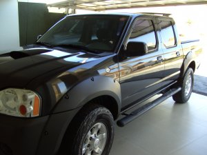 Nissan Frontier 2006, Manual, 2,8 litres