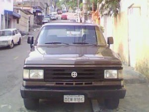 Chevrolet Silverado 1989, Manual