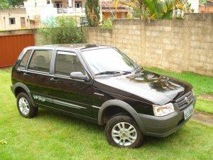 Fiat Uno 2010, Manual